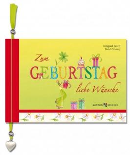 Geschenkbuch Zum Geburtstag liebe Wünsche