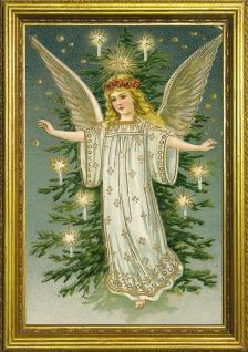 Grußkarten-Geschenkbox Gute alte Weihnachtszeit 4 Motive á 2 Karten mit Kuvert