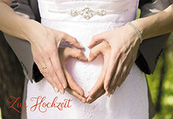 Gluckwunschkarte Zur Hochzeit 6 St Herzen Aus Handen Antoine De