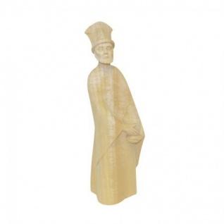 König stehend Bauer-Krippe 17 cm handgeschnitzt Krippen Figur Weihnachten
