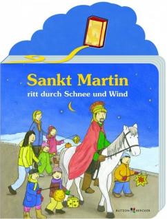 Sankt Martin ritt durch Schnee und Wind, Bilderbuch Christliche Bücher