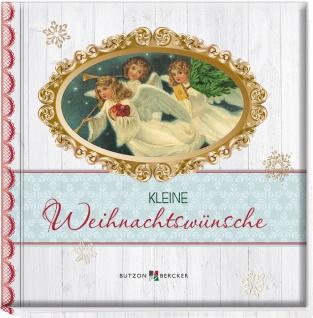 Kleine Weihnachtswünsche Geschenkbuch 48 Seiten Weihnachtsgedanken