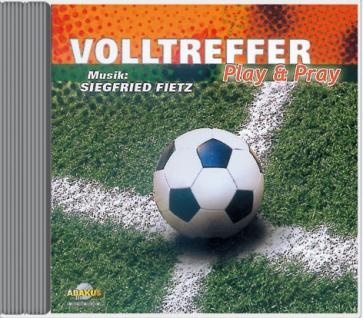 CD Volltreffer 15 Lieder und Texte Christliche Musik Siegfried Fietz
