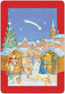 Mein großes Wimmelbuch von Weihnachten Kinderbuch Vera Marquardt - Vorschau 2