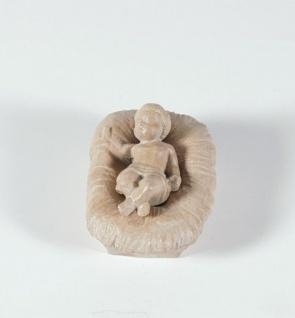Krippenfigur Kind Tauern-Krippe Holz geschnitzt Krippen Figur Weihnachten