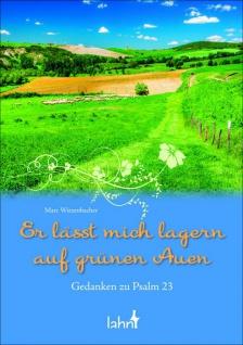Er lässt mich lagern auf grünen Auen, Gedanken zu Psalm 23