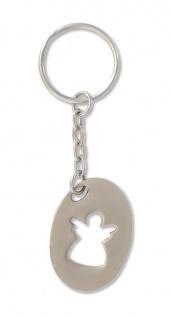Schlüsselanhänger Schutzengel Metall 8, 5 cm Engel Anhänger