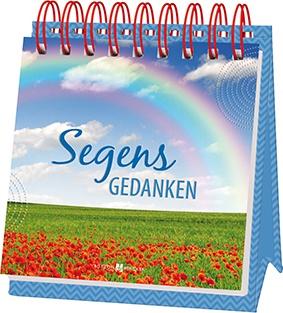 Segensgedanken Geschenkbuch Kristina Raub Christliche Bücher