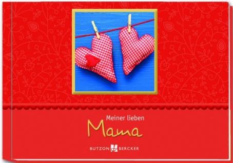 Geschenkbuch Meiner lieben Mama, einfühlsame Texte