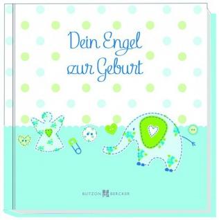 Geschenkbuch Dein Engel zur Geburt, Jungen