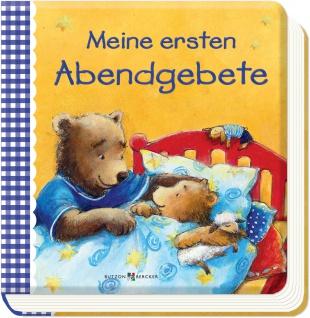 Meine ersten Abendgebete Kinderbuch Christliche Bücher