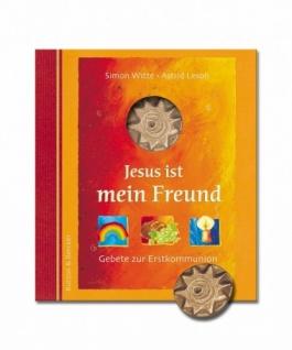 Jesus ist mein Freund Geschenkbuch Erstkommunion