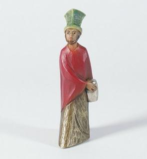 Gelenberg Krippe König stehend 14 cm Krippen Figur Weihnachten - Vorschau