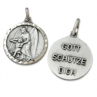 Schutzengel Gott schütze Dich Anhänger 1, 5 cm Engel Schmuck