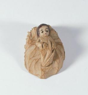 Krippenfigur Kind mit Barren Helgard-Krippe Krippen Figur Weihnachten