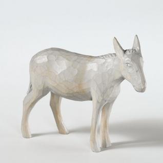 Krippenfigur Esel, stehend Bauer-Krippe 18 cm Krippen Figur Weihnachten