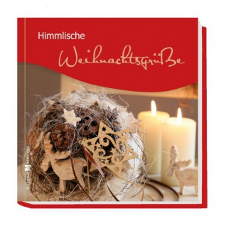 Geschenkbuch Himmlische Weihnachtsgrüße