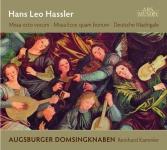 Missa octo vocum, Augsburger Domsingknaben