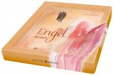 Geschenkbuch Ein Engel für dich, Handschmeichler Bronze Schutzengel Geschenke