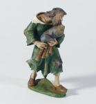 Krippenfigur Hirt mit Dudelsack Lechtal-Krippe Krippen Figur Weihnachten