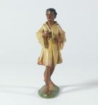Krippenfigur Treiber handbemalt bunt 15 cm Krippen Figur Weihnachten