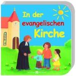 In der evangelische Kirche, Kinder-Bilderbuch