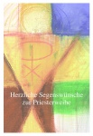 Doppelkarte Priesterweihe Bibelwort (3 Stck) Psalm Glückwunschkarte Grußkarte