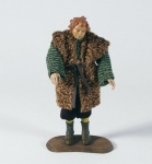 Krippenfigur Hirte jung Heimat-Krippe 20 cm Krippen Figur Weihnachten