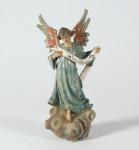 Krippenfigur Engel Lechtal-Krippe handbemalt Krippen Figur Weihnachten