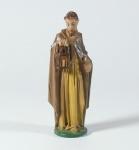 Tiroler Krippe Josef handbemalt bunt 15 cm Krippen Figur Weihnachten