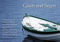 Postkarte Glück und Segen (10 Stck)