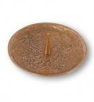 Kerzenhalter Ø 11 cm Bronze Kerzenständer