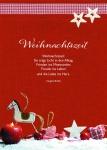 Postkarte Weihnachtszeit (10 Stck) Irmgard Erath Weihnachtskarte Adressfeld