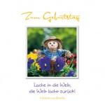 Geburtstagskarte Geburtstag Lache (3 Stck) Glückwunschkarte Kuvert