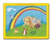 Puzzle Die Arche Noah und der große Regen