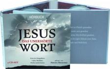 Jesus - Das unerhörte Wort, 4 Audio-CDs