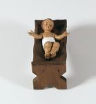 Krippenfigur Barren Heimat-Krippe 20 cm Krippen Figur Weihnachten