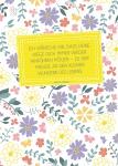 Postkarte Ich wünsche dir (10 St) Blumen Franz Hübner Grußkarte