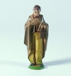 Tiroler Krippe Josef bunt bemalt 12 cm