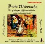 Frohe Weihnacht, Audio-CD Orgel und Klavier