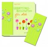 Geschenkbuch Geburtstagsbotschaften für dich Christliche Bücher