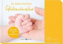Zur Geburt herzliche Glückwünsche, Geschenkbuch