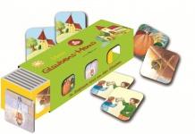 Mein Glaubens-Memo Kartenlegespiel mit 36 Bildpaaren