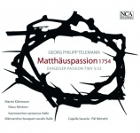 Matthäuspassion Audio-CD mit Booklet