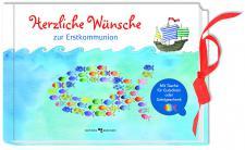 Geschenkbuch Herzliche Wünsche zur Erstkommunion