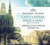 Josef Gabriel Rheinberger, Cantus Missae, Anton Bruckner