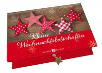 Geschenkbox mit 48 Karten, Kleine Weihnachtsbotschaften