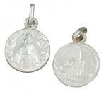 Anhänger Madonna Mariazell Kirche Ø 1, 0 cm Sterlingsilber
