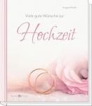 Geschenkbuch Viele gute Wünsche zur Hochzeit