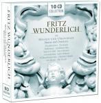 Fritz Wunderlich Messen und Oratorien 10 CD's